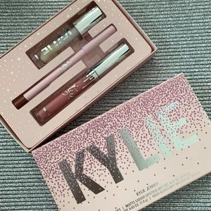 Kylie Holiday Collection 3 Piece Lip Set